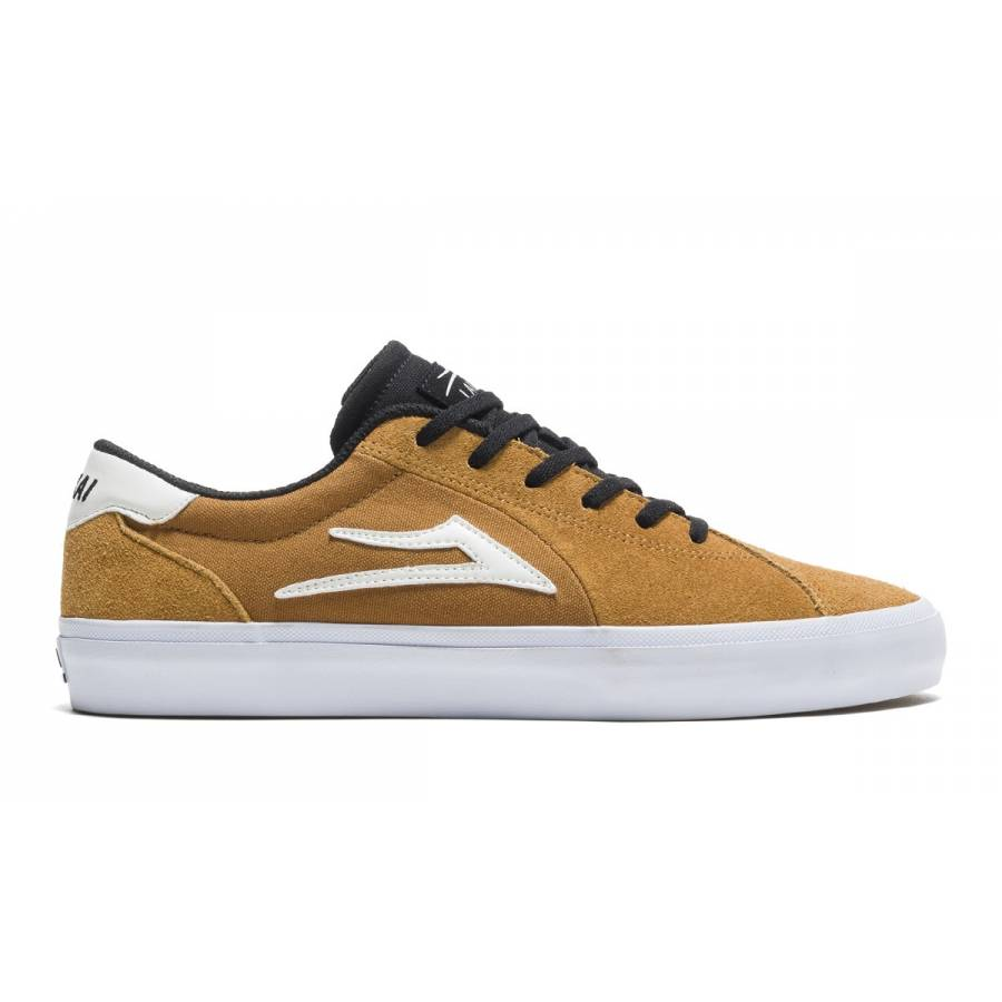 Lakai Flaco 2 Shoes  - Tobacco