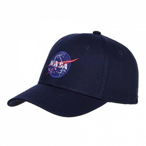 Alpha Industries Nasa Cap - Rep Blue