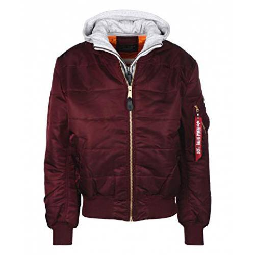 Alpha Industries Ma-1 D-tec Puffer Os Jacket - Dar...