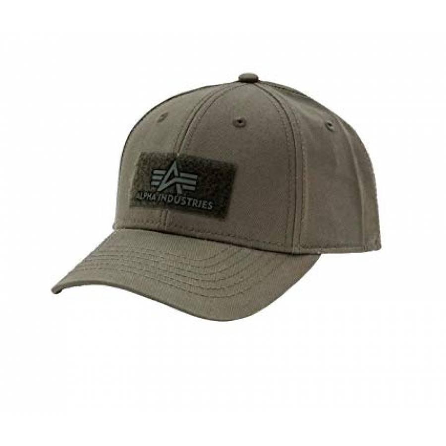 Alpha Industries VLC Cap - Dark Green