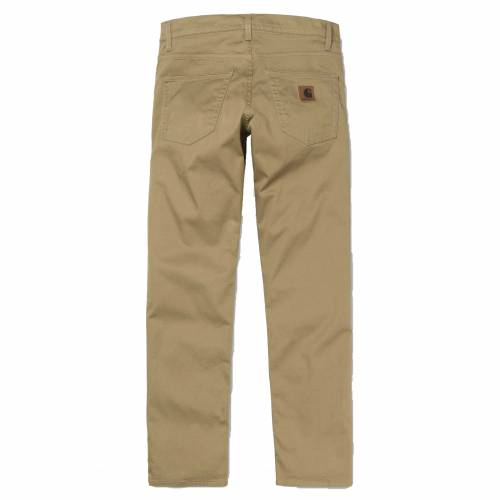 Carhartt Klondike Pant - Leather (Rinsed)