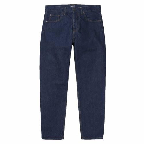 Carhartt Wip Newel Pant - Blue Rinsed