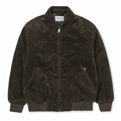 Carhartt Manchester Jacket - Tobacco Rinsed