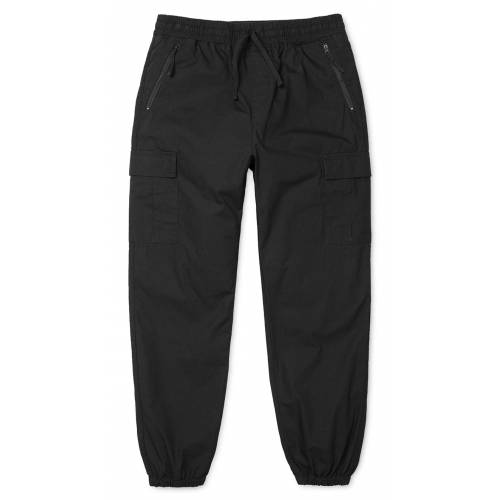 Carhartt Cargo Jogger Pant - Black (rinsed)
