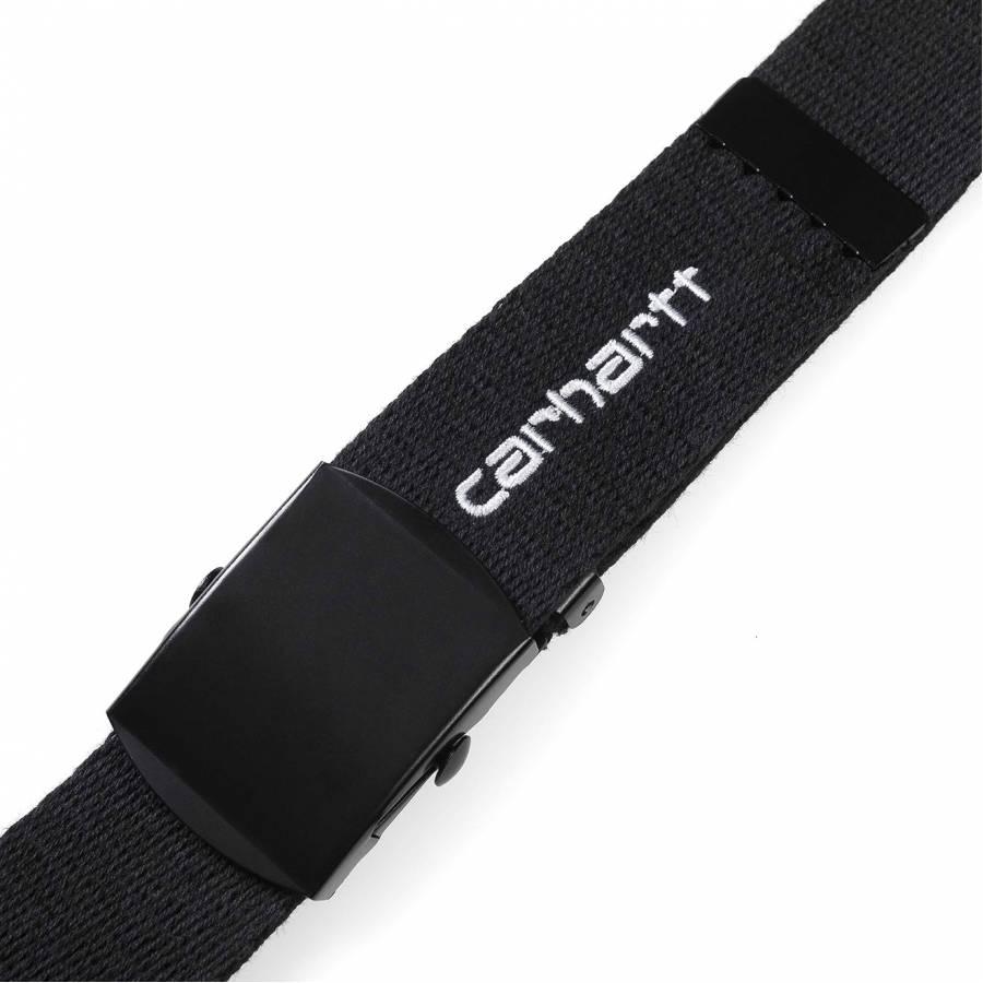 Carhartt Orbit Belt - Black/White