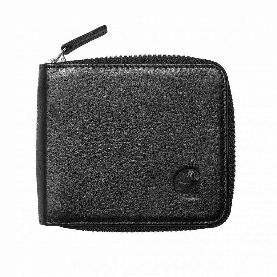Carhartt Zip Wallet Small - Black