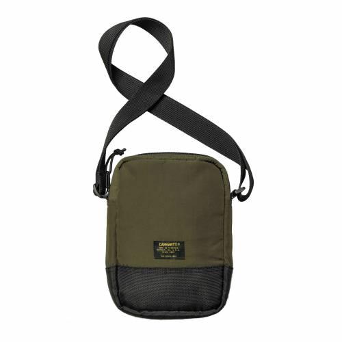 Carhartt Military Shoulder Bag - Cypress / Black