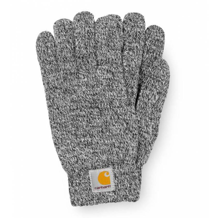 Carhartt Scott Gloves - Black/Wax