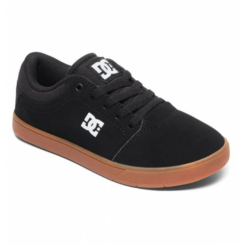 DC Shoes Crisis - Black/Gum