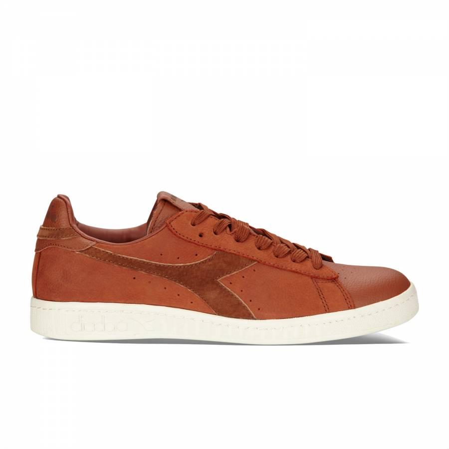 Diadora Game Low Premium Shoes - Marrone
