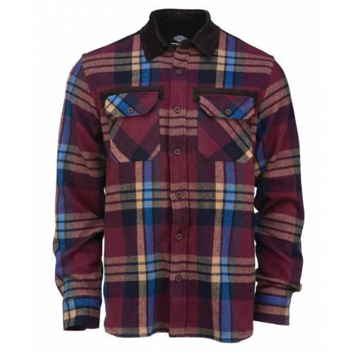 Dickies Urbanna Shirt - Marron