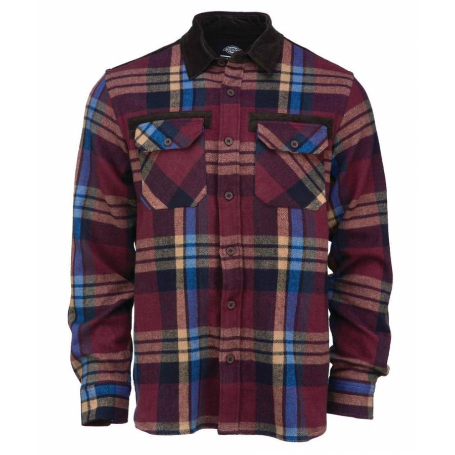 Dickies Urbanna Shirt - Marron