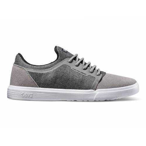 Dvs Stratos LT + Shoes - Grey
