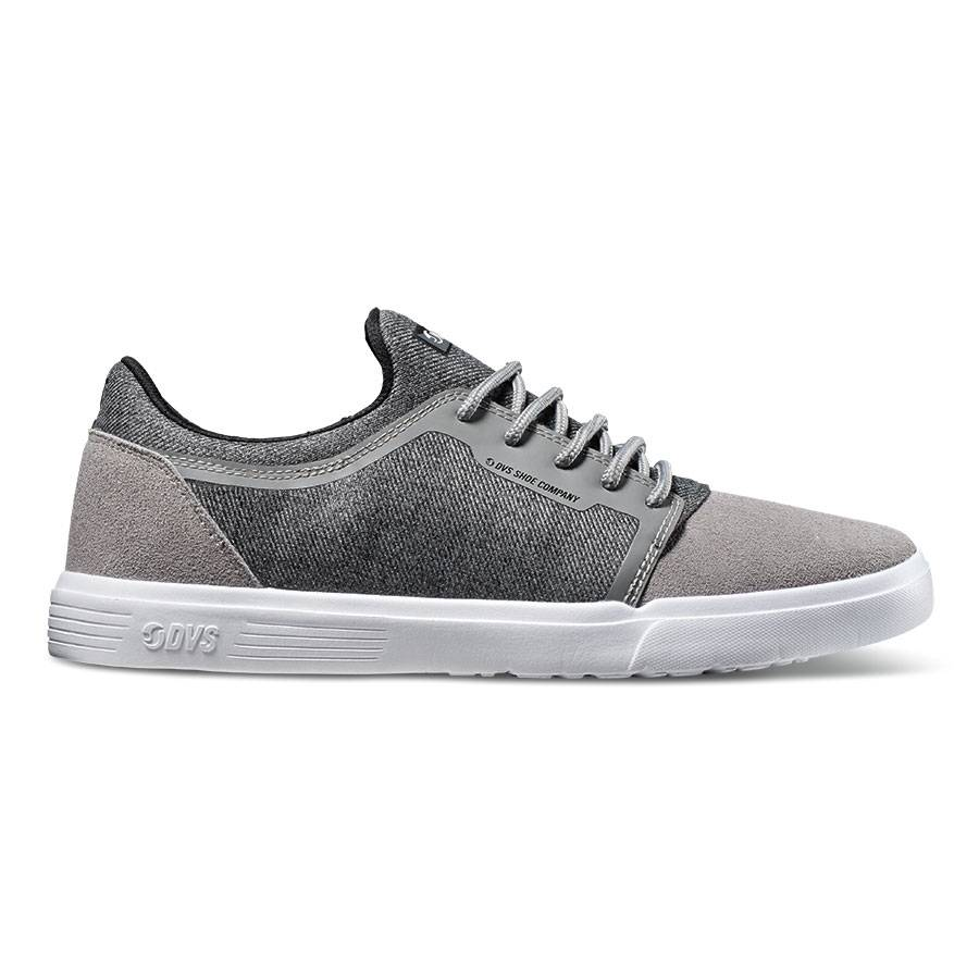 Dvs Stratos LT + Shoes - Grey