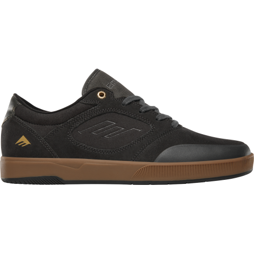 Emerica Dissent Shoes - Grey / Gum
