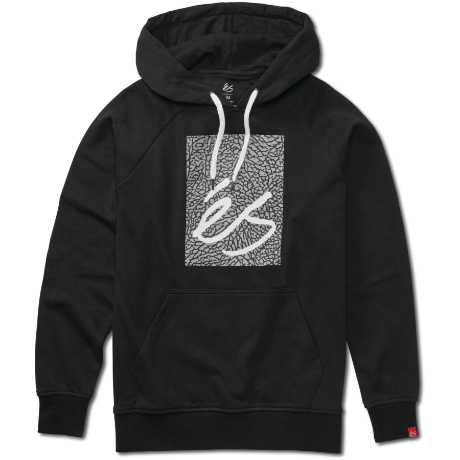Es Main Block Fleece - Black