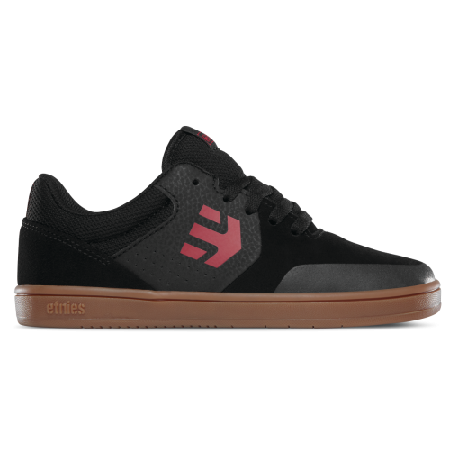 Etnies Marana Kids Shoes - Black / Black / Gum