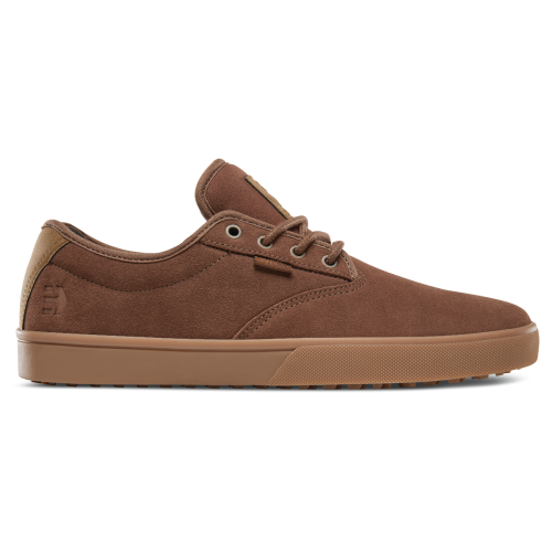 Etnies Jameson SLW Shoes - Brown / Gum / Gold