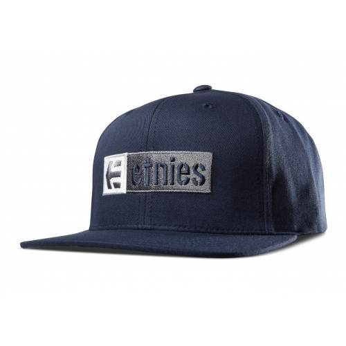 Etnies Corp Box Mix Snap - Dark Navy