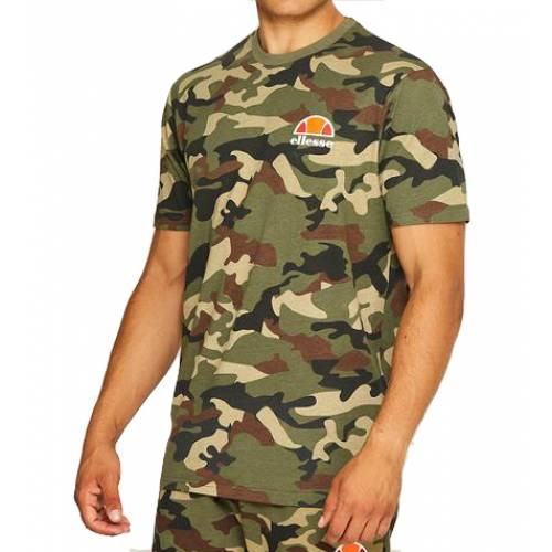 Ellesse Canaletto T-shirt - Camo