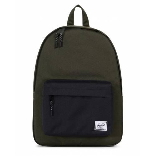 Herschel Classic Backpack - Forest Night/Black