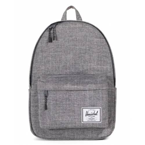 52586b5313e Herschel Classic XL Backpack - Raven Crosshatch