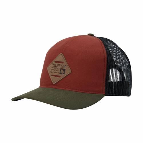 Hippytree Trailhead Hat - Rust