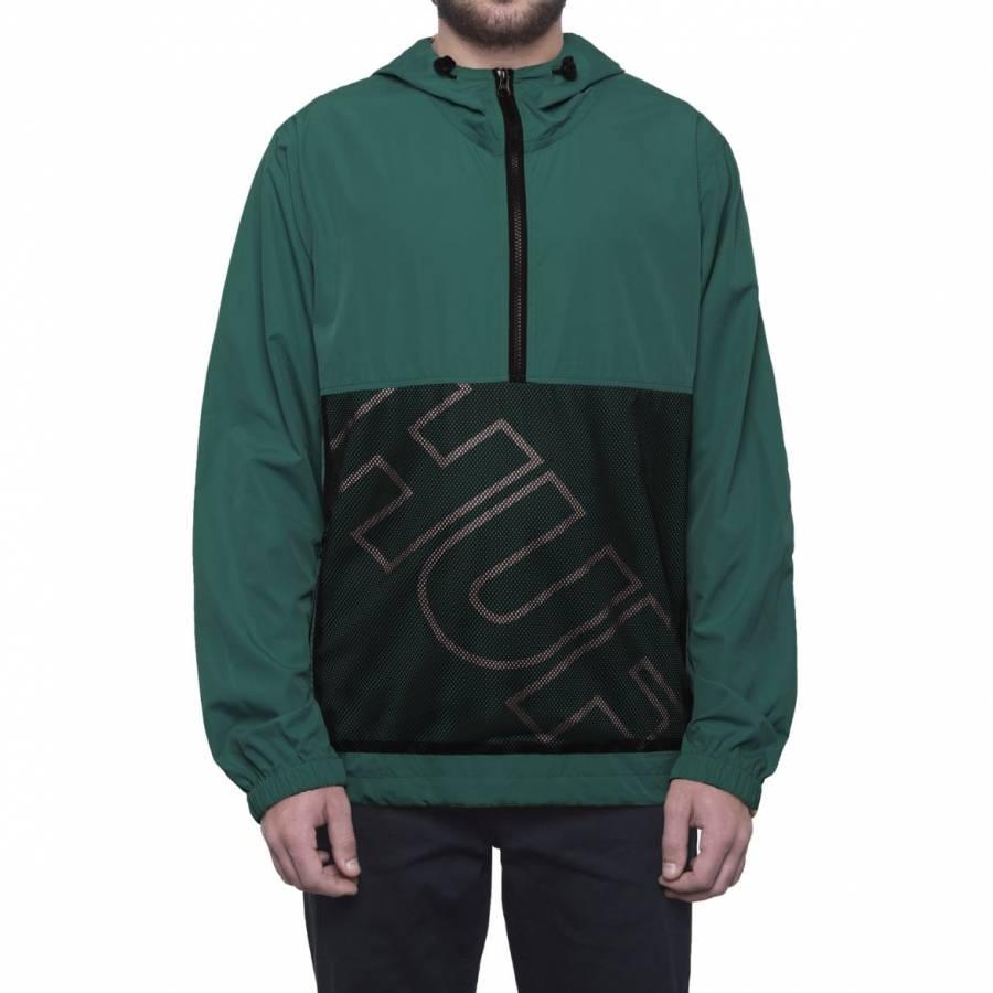 Huf Wire Frame Anorak Jacket - Jade
