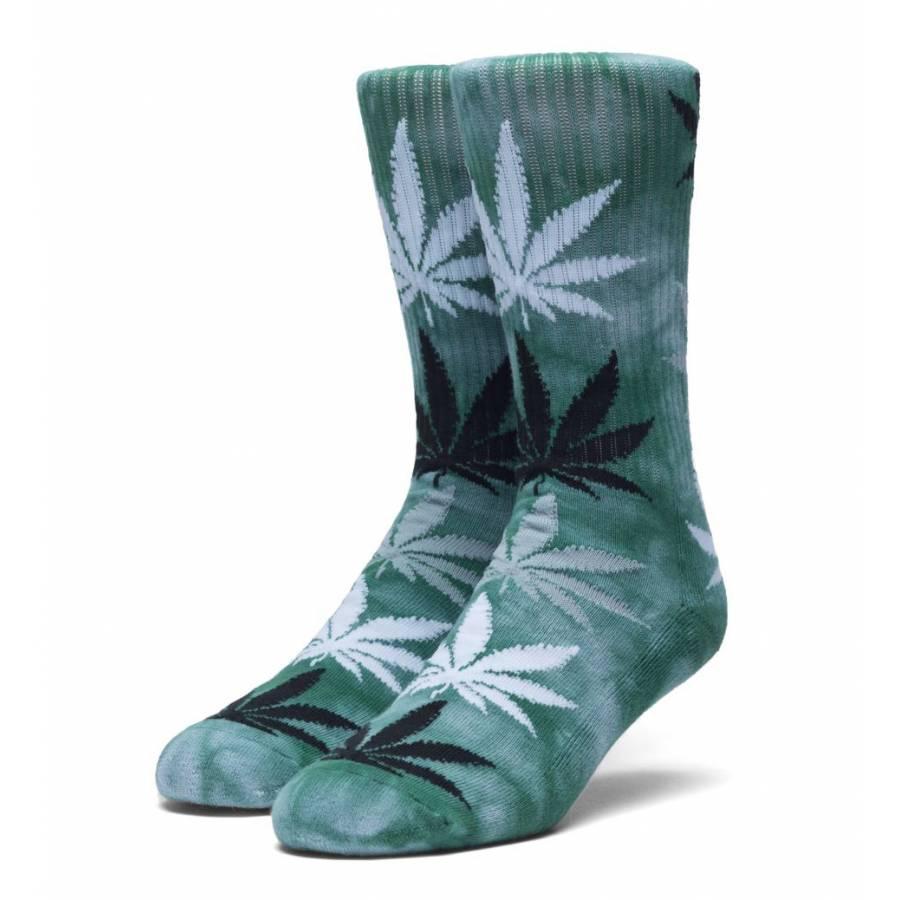 Huf Strain Plantlife Crew Socks - Blue Haze