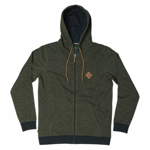 Hippytree Catalina Hoody - Heather Military