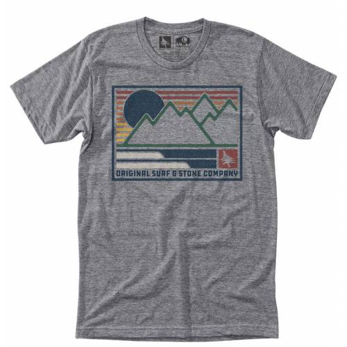 Hippytree Framework Tee - Heather Grey