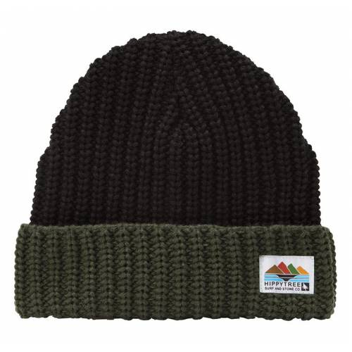 Hippytree Windsor Beanie - Black