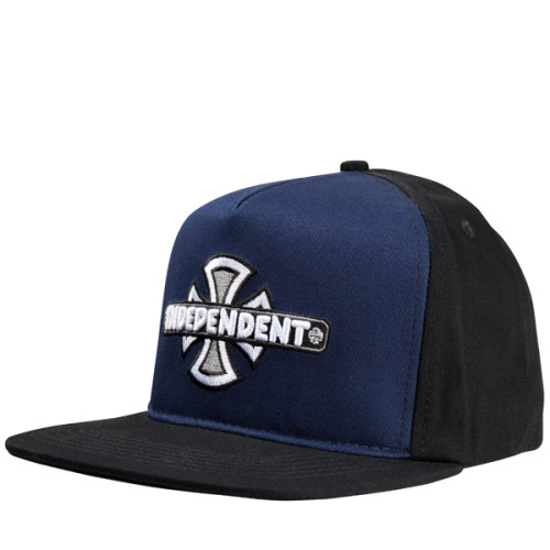 Independent vintage cross snapback