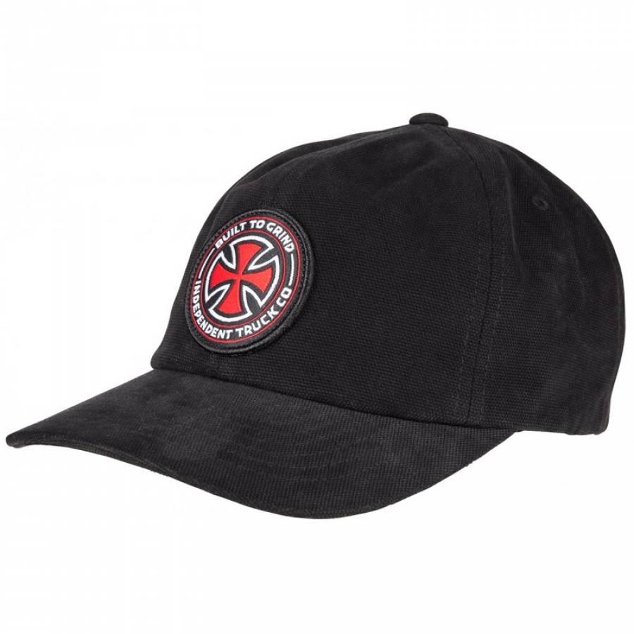 Independent BTG Patch Cap - Black