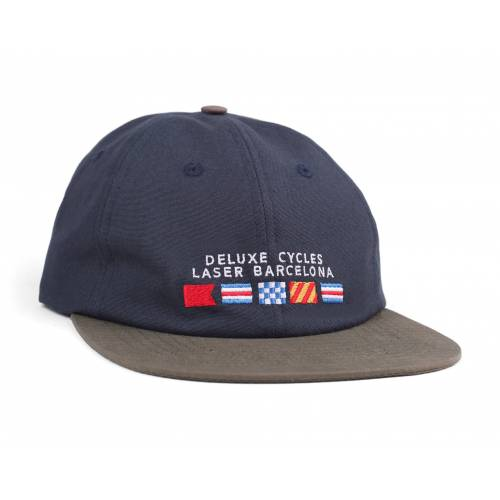 Laser Barcelona City flags polo Hat