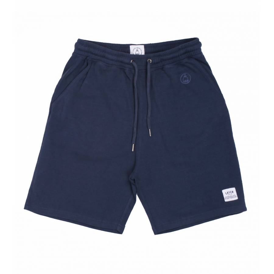 Laser Barcelona Polo Rugby Shorts - Navy