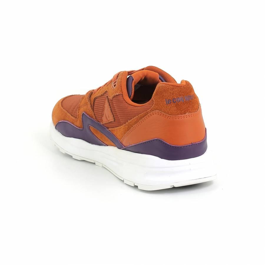 Le Coq Sportif LCS R800 Craft Tech Pop Shoes - Bombay Brown