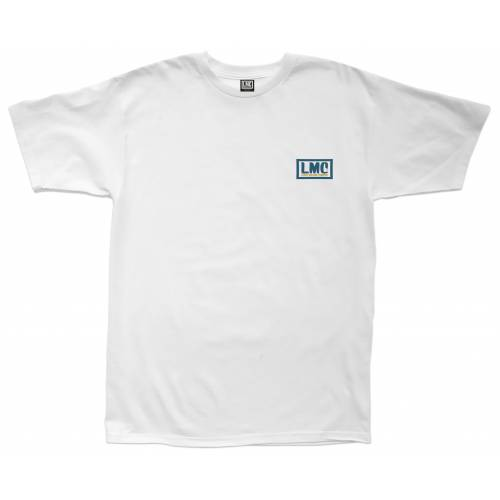 Loser Machine Support Stock Tee - White