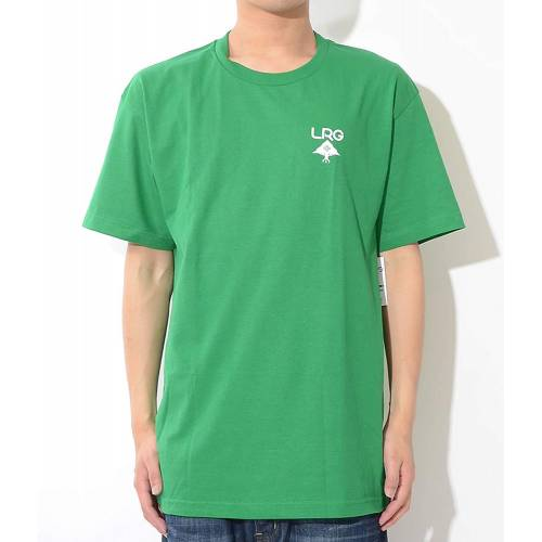 LRG Logo Plus Tee - Green