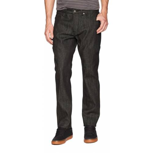 LRG Men's RC TT Denim Jeans - Raw Black