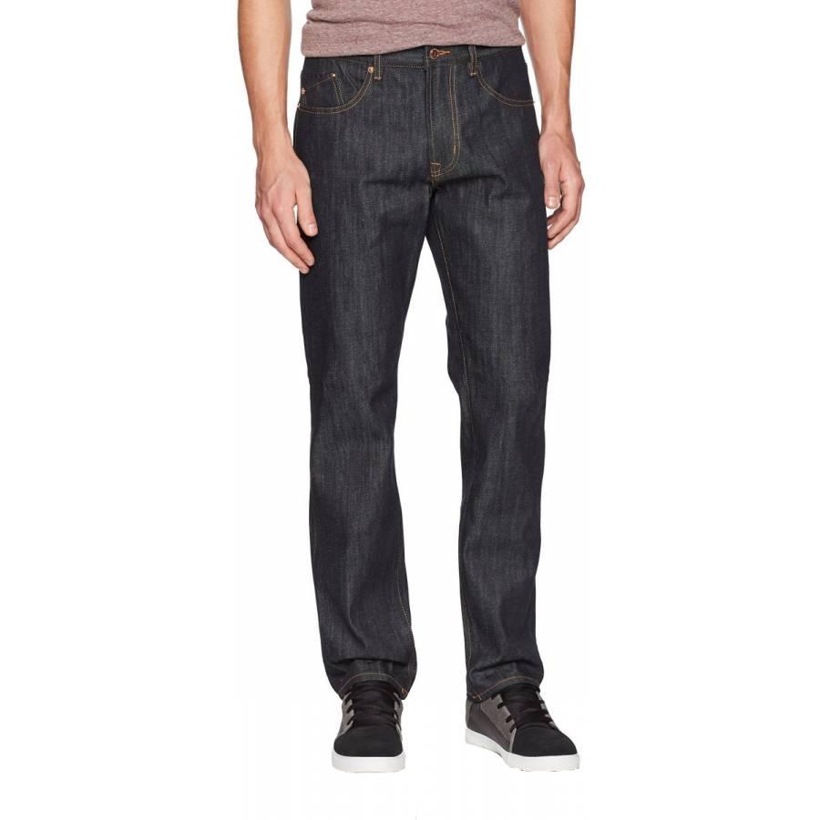 LRG Men's RC TT Denim Jeans - Raw Indigo