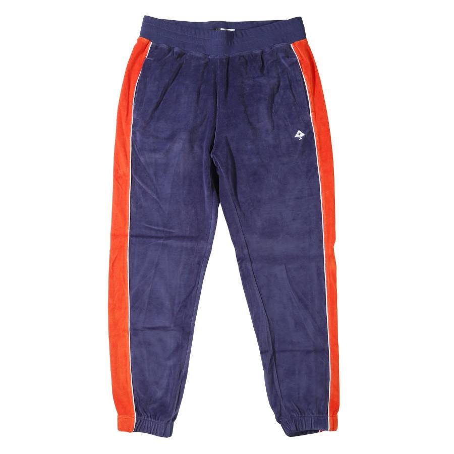 LRG Payback Velour Pant -  Patriot Blue