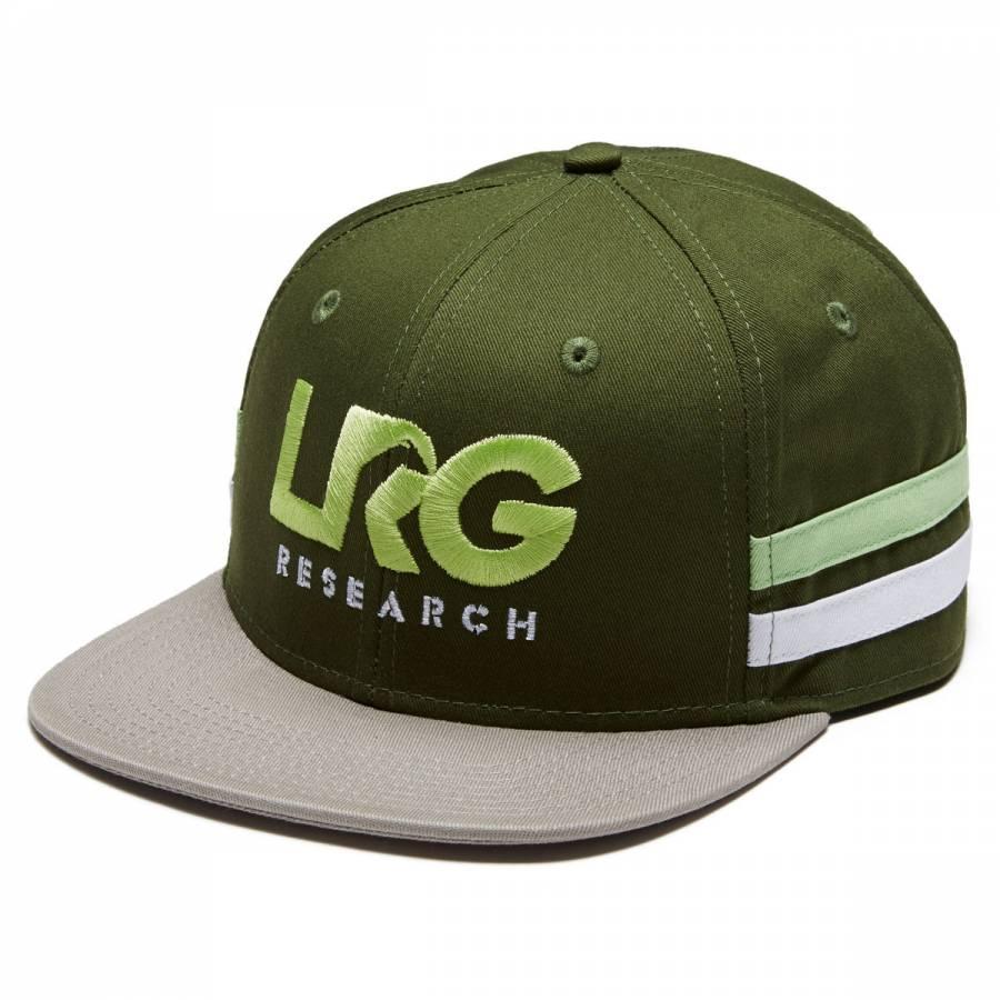 LRG Reflex Snapback Hat - Rosin
