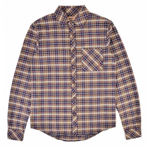 Lightning Bolt San Jacinto Flannel Shirt - Unique
