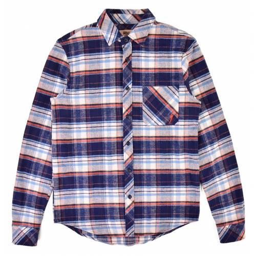 Lightning Bolt Siskyou Flannel Shirt - Unique