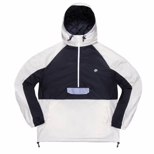Magenta Belleville Jacket - White/Black