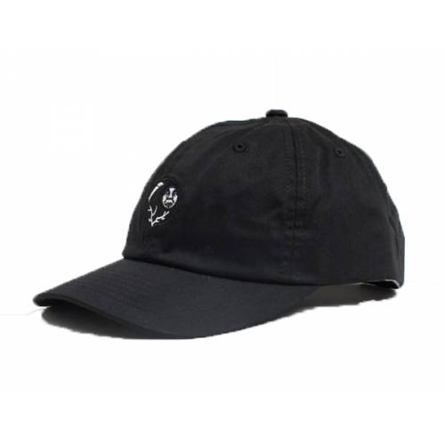 Obey Drift 6 Panel Snapback - Black