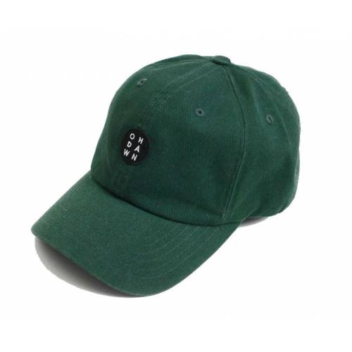 Oh Dawn Base Cap - Dark Green
