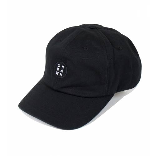 Oh Dawn Base Cap - Deep Black