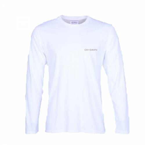 Oh Dawn O.D. Casuals LS Tee - White